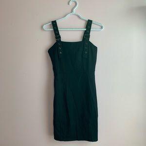 Black Formal Dress w/ Straps